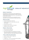 Model ATI 42 - Aquaculture Axial Pump Brochure
