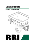 00SS - 10ft Single Axle Carbon Steel Dairy Spreader Brochure