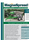Tandem - 00MS1012 - Axle Hydraulic Spreader Brochure