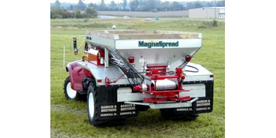 MagnaSpread  - Model 00MST - Truck Mount Spreaders