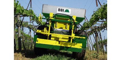 Model 00CV - Cricket Vineyard Spreader