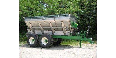 Model 00MS1416 - Tandem Axle Fertilizer Lime Spreader