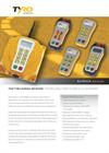 Tyro Auriga - Versatile Industrial Receiver Brochure