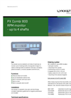 Monitor-PX Combi 800 RPM Brochure