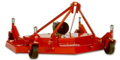 Befco - Model Cyclone C30 - Rear Discharge, Three Spindle Finishing Mower