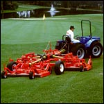 Befco - Model 35-80 HP (26-60 KW) - Pull Type Gang Mowers