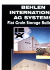 Flat Grain Storage Buildings Brochure