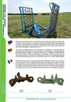 Double Servomotor Grassland Harrow Brochure