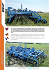 Model KUP - Pre-Sowing Cultivator Brochure