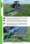Model MBC - Cultivator Weeder Brochure
