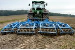 Model Flex - Pre-Seeding Cultivator