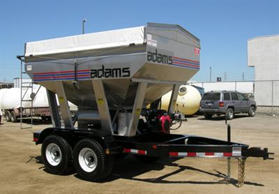 Adams - Model 240 - Tender-Trailer Unit