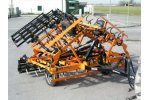 GAMMA - Model 2000 - Trailed Cultivator