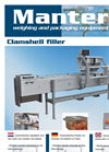 Clamshell Filler Brochure