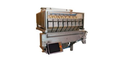 Model M8 Veg - 8-Head Combination Weigher