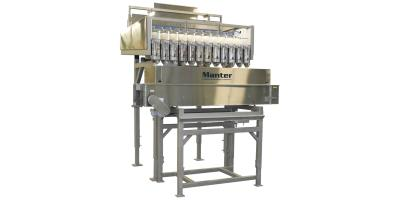 Model M12 Ca - 12-Head Combination Weigher