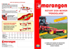 PENDOLARE - Side Mower  Brochure