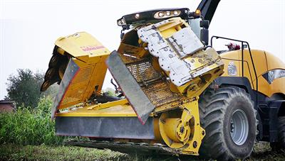Marangon - Model FOLDBAR 6.16 - Direct Cut Header for Self-Propelled Foragers