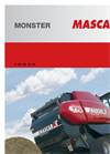 Monster - Round Baler  Brochure