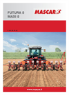 Futura - Model 5 - Pneumatic Seed Drill with Furrow Brochure