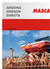 Arizona Kombi - Mechanical Seed Drill  Brochure