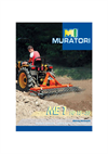 MURATORI - Model ME1 - Rotary Harrow Brochure
