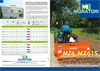 Model MZ61S - Offset Rotary Hoe Brochure
