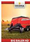 Cicoria - Model Series HD - Big Baler Brochure