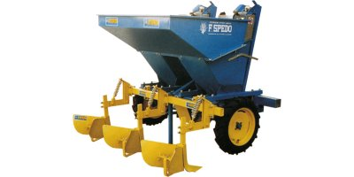 Model SPA-2/A  and SPA-2/D - Automatic Potato Planter