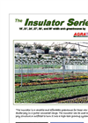 Insulator Commercial Greenhouse Brochure