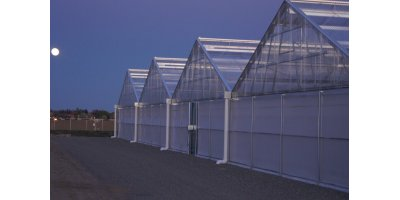Solar Light Commercial Greenhouse