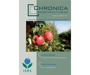 Chronica Horticulturae Volume 54 Number 4