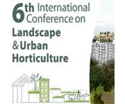 VI International Conference on Landscape and Urban Horticulture