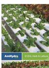 612HL - Herb & Lettuce System Brochure