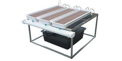 Three-Tray Propagation Systems