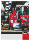 Smartrac - Model G - Self-Propelled Mixer Feeder  Brochure