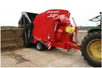 Triomix  - Model P - Mixer Feeder Wagon