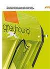 Greyhound - Horizontal Self Propelled Mixer Feeder Wagon-Greyhound
