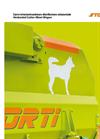 Horizontal Cutter Mixer Wagon-Husky