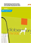 Dobermann - Model SW Series - Vertical Self Propelled Mixer Feeder Wagon Brochure