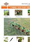 Hay Tedders-LYBRA Series