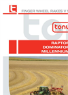DOMINATOR PRO - Model 2 - Hay Rakes Brochure