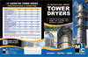 Modular Tower Tower Dryers Brochure