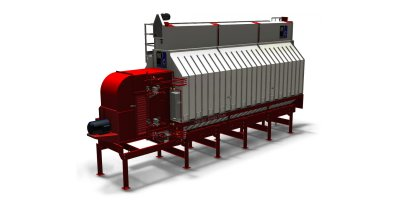 Model Trilogy Series - Vacuum Cooling Grain Dryer