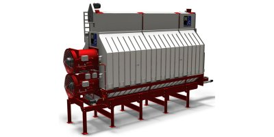 Model Infinity Series - Continuous Flow Grain Dryers