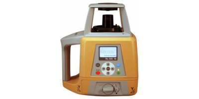 Topcon - Model RL-100 Series - Revolutionary Encoding System