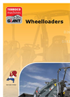 D243S - Wheel Loaders Brochure