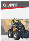 Giant - Model SK 211 G - Skid Steer Loaders Brochure