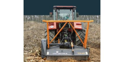 Model TFS - Forestry Mulcher with Fixed Hammers