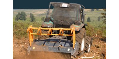 Model TFK - Forestry Mulcher